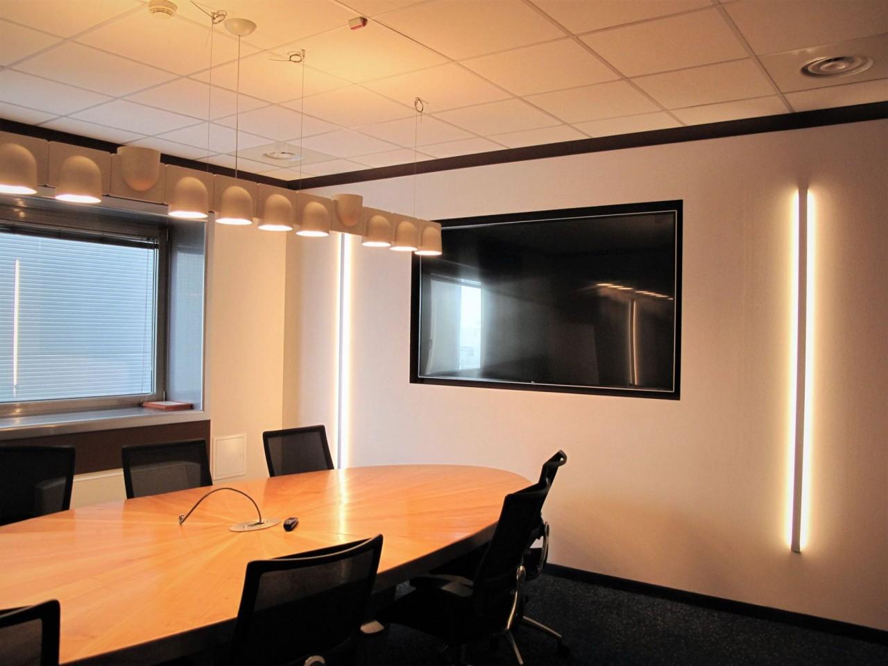 Illuminazione sala riunioni progetti illuminazione torino