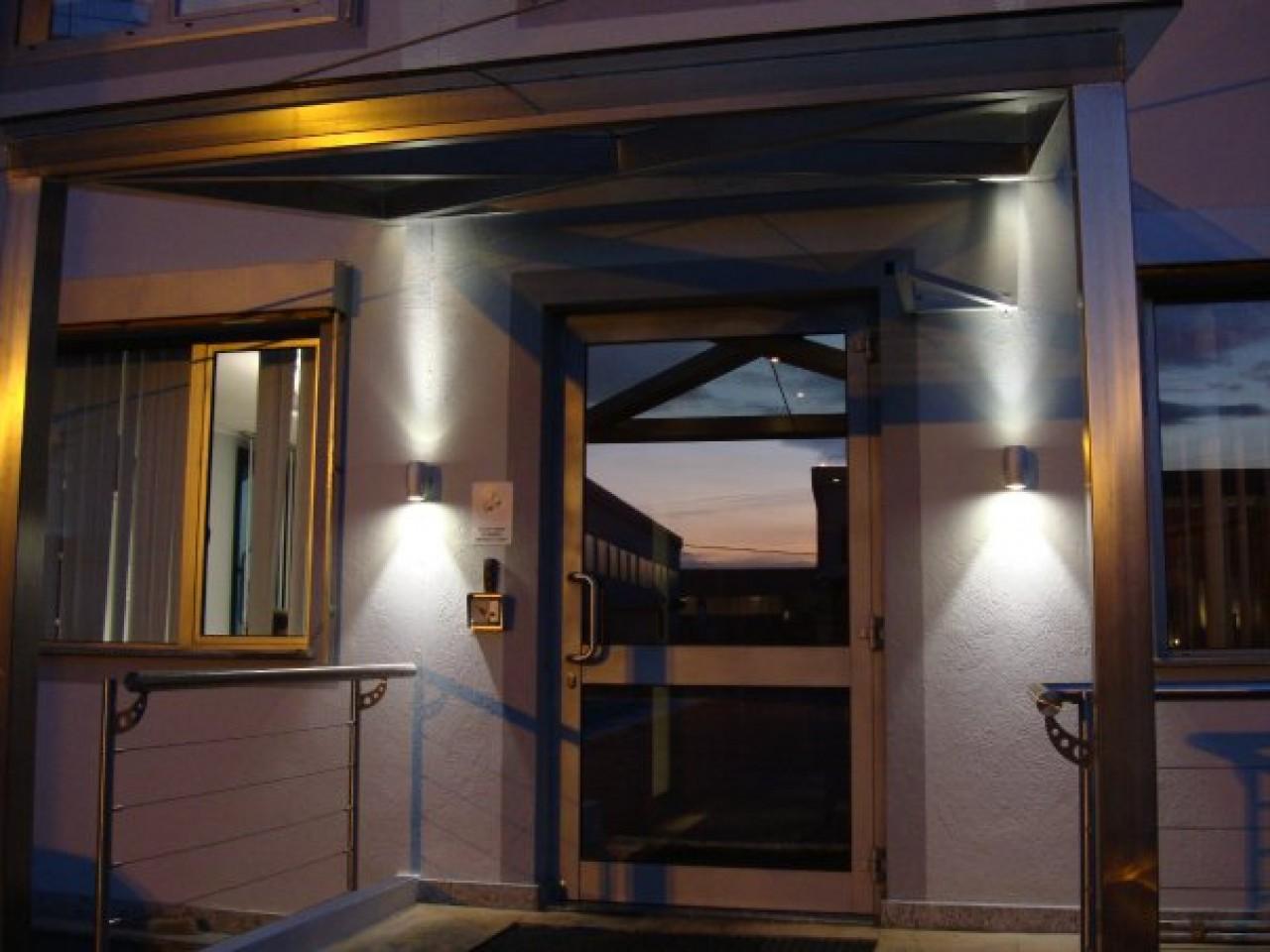 Illuminazione esterni light gallery
